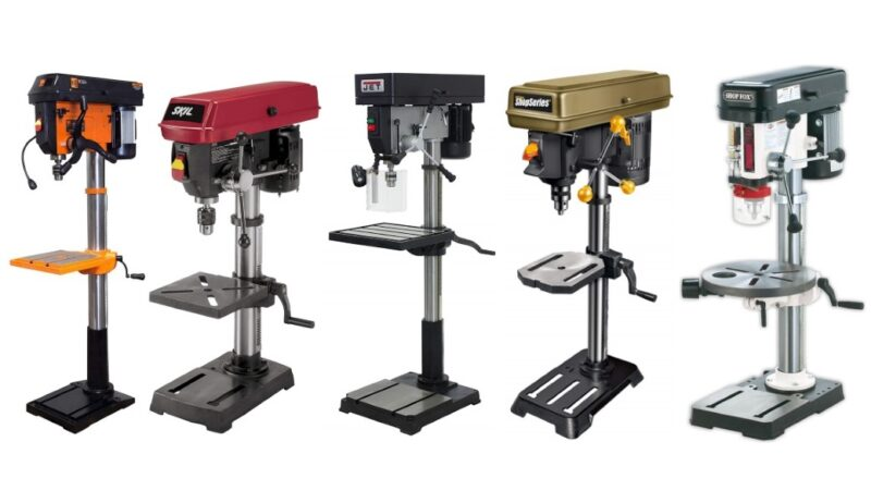 How to Buy the Best Drill press for Metal – A Detailed Review